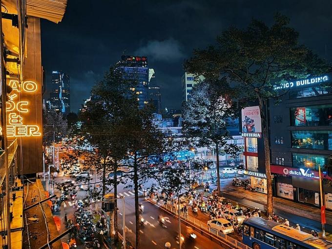 Có khá nhiều lựa chọn cho thực khách Sài Gòn dịp 31/12. Ảnh: Cao Ốc & Beer