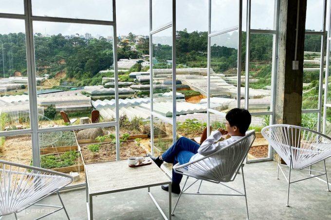Theo báo cáo của Agoda, Đà Lạt là địa điểm hút khách Việt thứ hai vào dịp Tết dương lịch, chỉ sau TP HCM. Ảnh: Tâm Linh