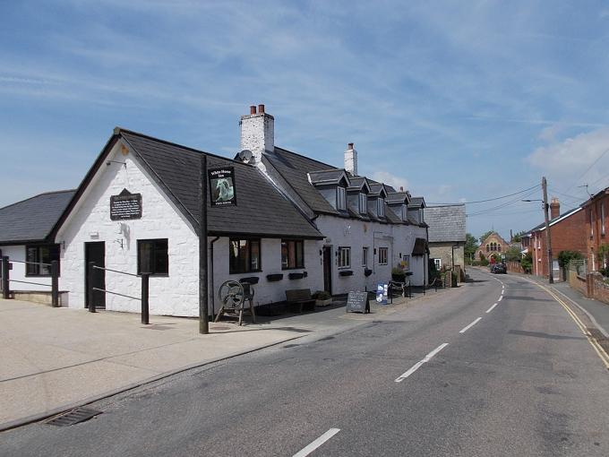 Làng Whitwell là một trong những nơi yên bình của vùng nông thôn nước Anh.