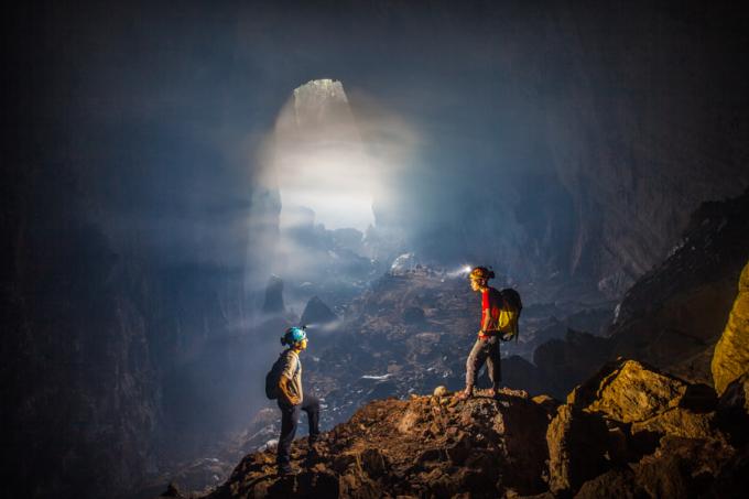 Tour thám hiểm hang động Sơn Đoòng dành cho khách du lịch chính thức khởi hành vào cuối tháng 1/2021. Giá kích cầu là 58.200.000 đồng. Ảnh: Telegraph
