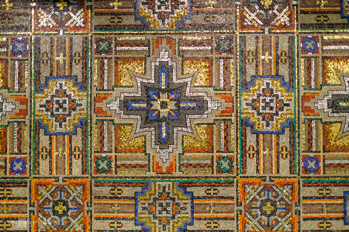 Thánh đường khảm sứ lớn nhất Tây bán cầu - 7