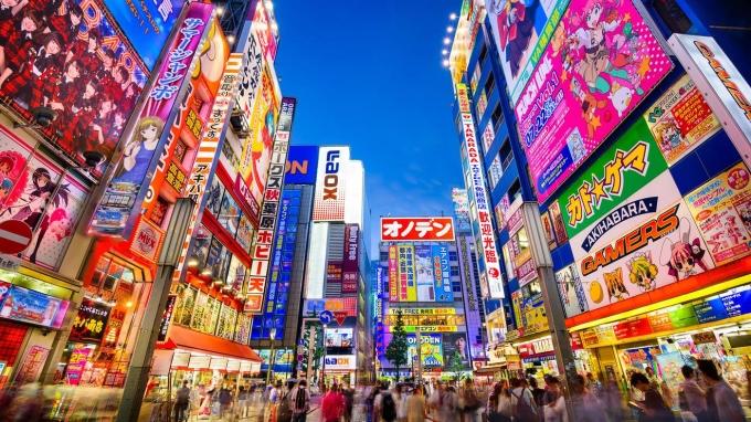 Theo dữ liệu của World Population Review, dân số Tokyo năm 2021 là khoảng 37,39 triệu người, vượt thành phố đứng thứ 2 là Delhi của Ấn Độ gần 6 triệu người. Ảnh: Alamy