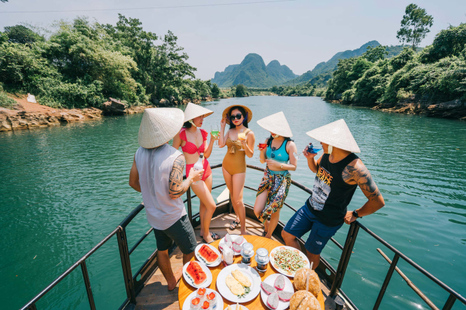 43% du khách muốn có một chuyến đi trốn thư giãn bởi lẽ trải nghiệm này có thể trở thành một điều xa xỉ thực sự trong năm 2021. Ảnh: Nguyễn Đạt