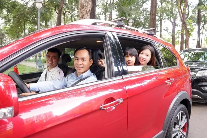 Tour bằng xe riêng mang lại trải nghiệm riêng tư, an toàn cho du khách trong dịch bệnh nhưng cũng đảm bảo không bỏ lỡ các điểm đến. Ảnh: Vietravel.