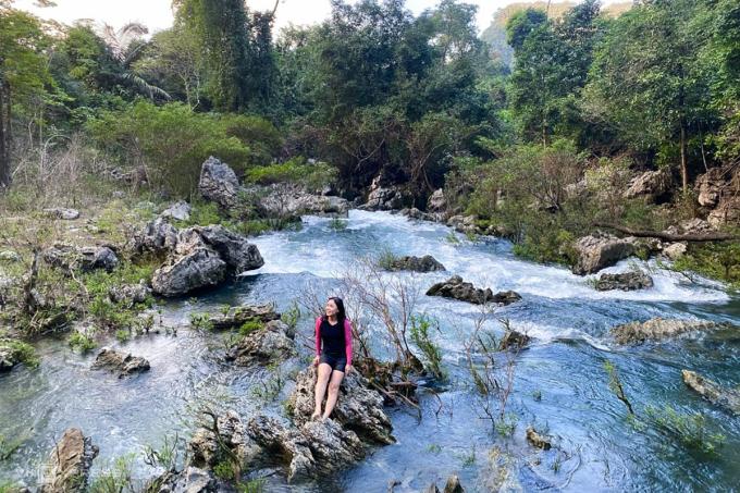 Thiên nhiên kỳ thú trong tour khám phá cuộc sống tộc người Rục. Ảnh: Oxalis Holiday
