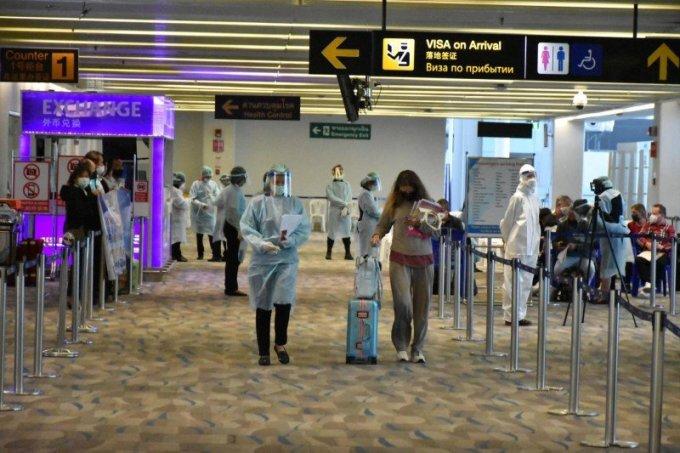 Phuket - Thái Lan đón khách quốc tế trở lại