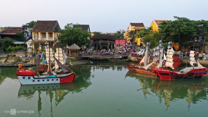 Phố cổ Hội An được UNESCO công nhận là di sản văn hóa thế giới năm 1999. Ảnh: Sơn Thủy.