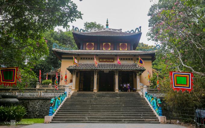 Năm 2015, UBND TP HCM xếp hạng di tích lịch sử - văn hóa cấp thành phố cho công trình này. Ảnh: Quỳnh Trần