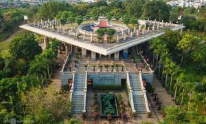 3 ngôi đền thờ vua Hùng ở Sài  Gòn
