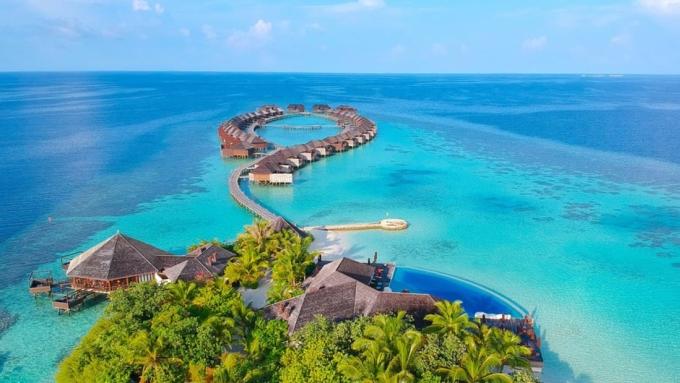 Thiên đường nghỉ dưỡng đóng cửa với khách Nam Á