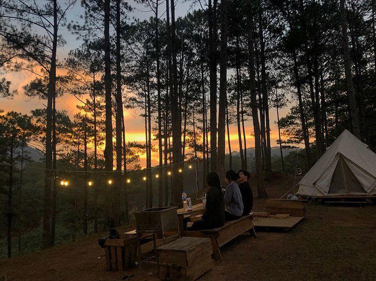 5 điểm cắm trại sang chảnh ở Việt Nam - Ảnh 8