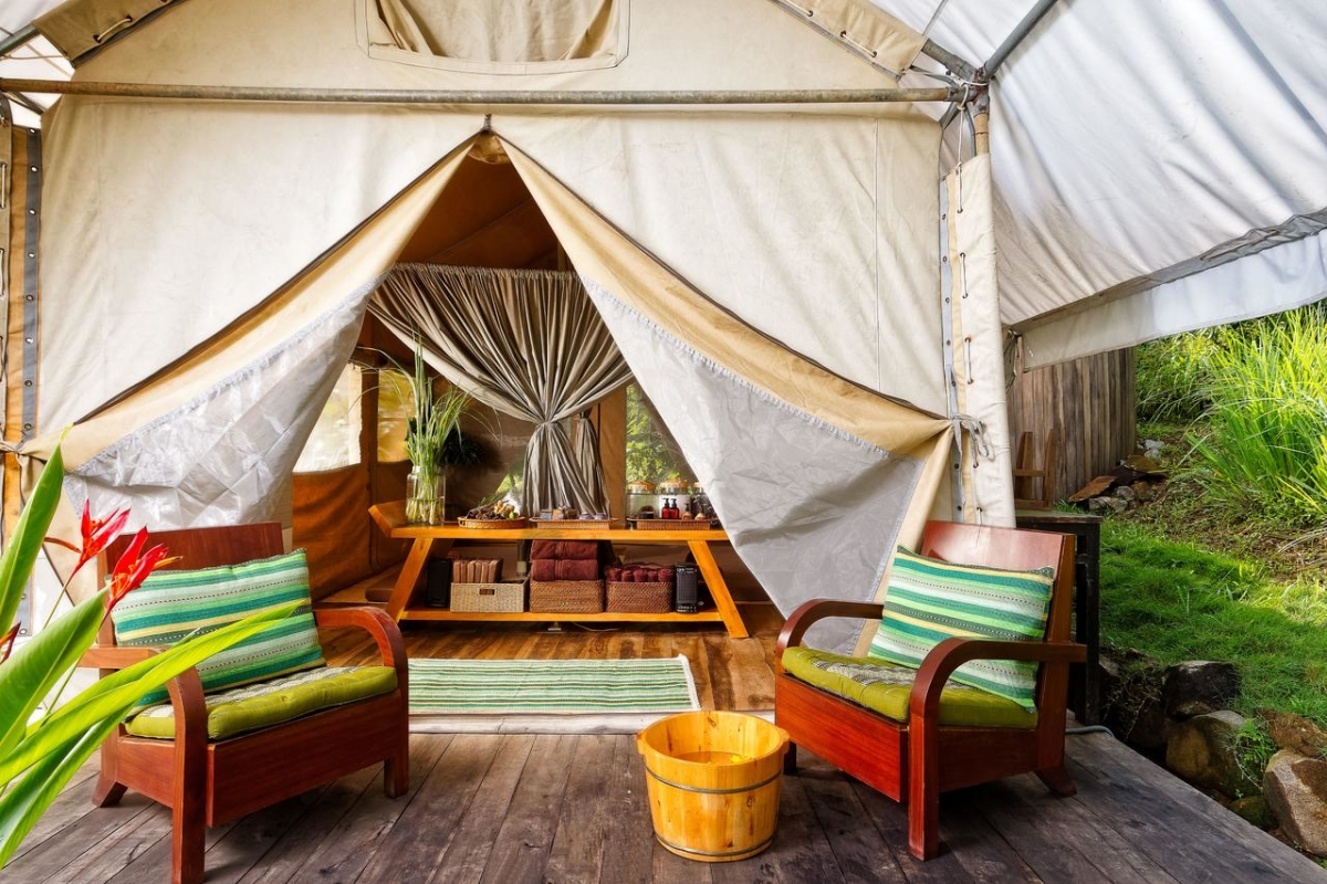 5 điểm cắm trại sang chảnh ở Việt Nam - Ảnh 10