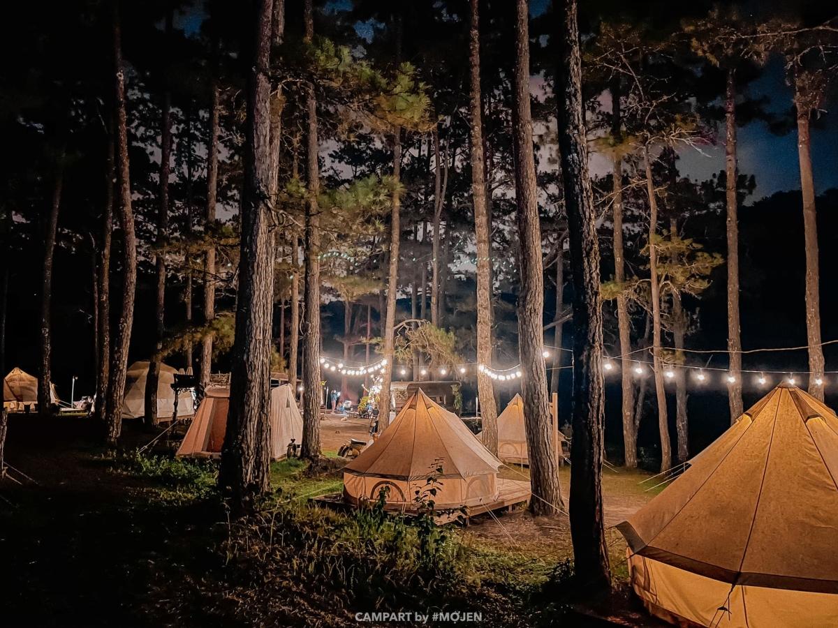 5 điểm cắm trại sang chảnh ở Việt Nam - Ảnh 5