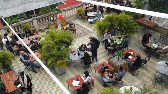 Nghệ thuật đường phố tuyệt đẹp giúp San Isidro ở Havana, Cuba đứng ở vị trí thứ 4.