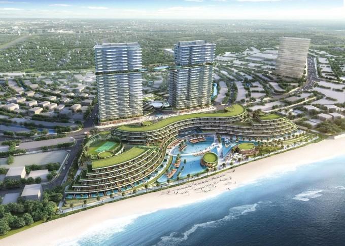 Sheraton Binh Chau Resort & Spa - điểm đến mới tại Hồ Tràm