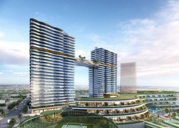 Artelia đánh giá 2 tòa tháp đôi sở hữu ý tưởng ấn tượng.
