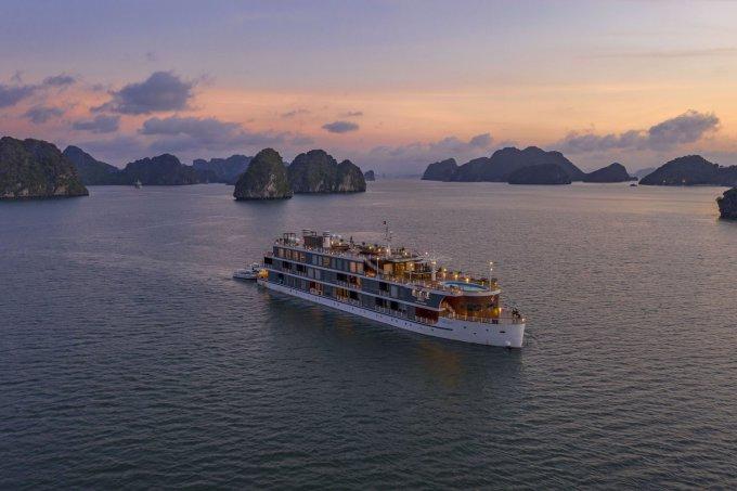 Du thuyền nghỉ dưỡng sẽ là sản phẩm mới được công ty đưa vào hoạt động tại Phú Quốc.