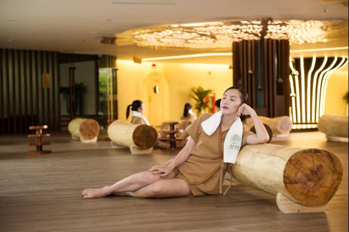 Jjimjilbang là một trong những nét văn hóa đại chúng của người Hàn Quốc. Ảnh: Flamingo Đại Lải Resort.