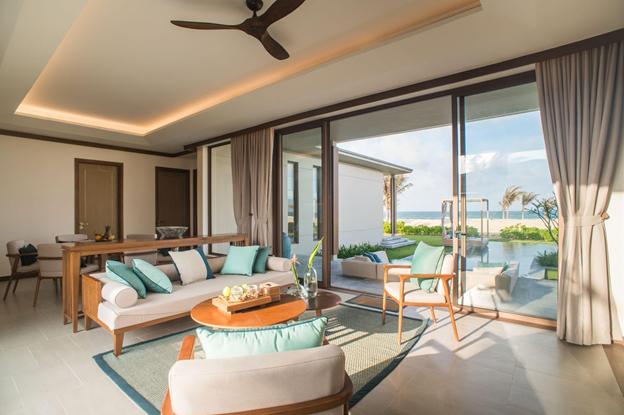 Maia Resort - không gian nghỉ dưỡng xanh bên biển Quy Nhơn
