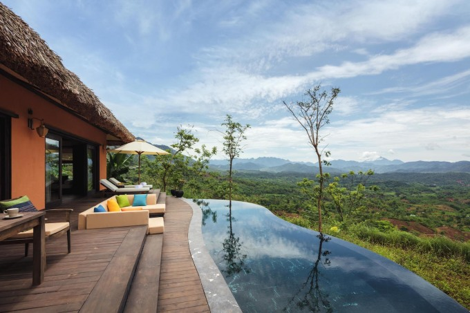Các khu nghỉ dưỡng có chính sách bảo lưu phòng cho du khách, trong trường hợp bất khả kháng vì Covid-19. Ảnh: Avana Retreat.