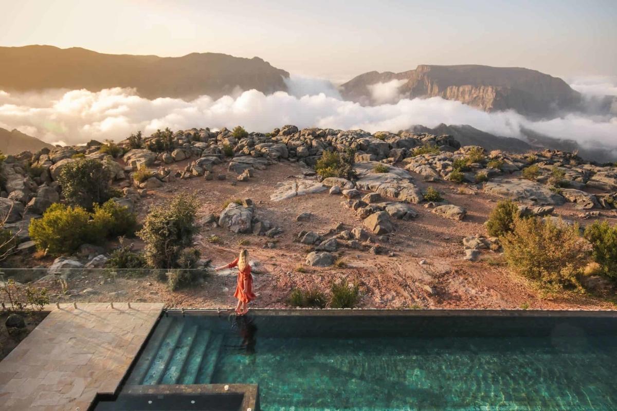 7 khách sạn trên vách núi đẹp nhất thế giới