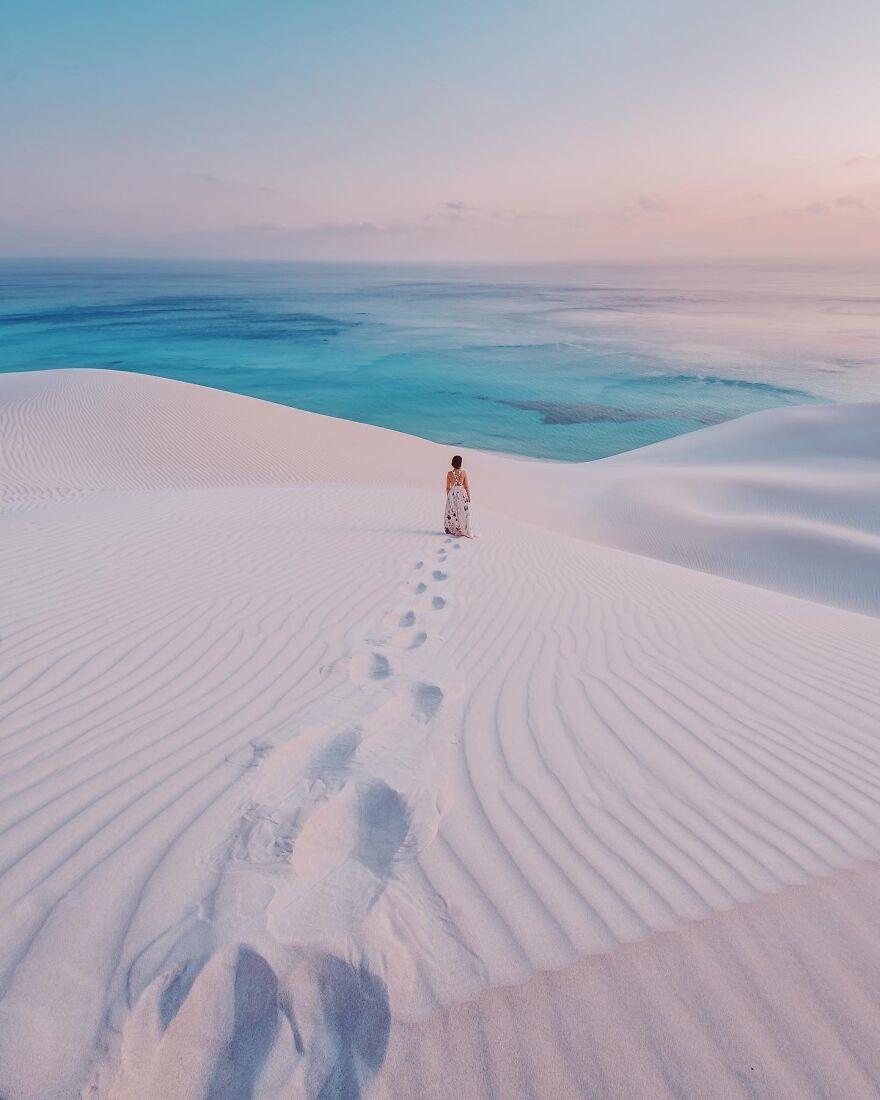 Hòn đảo của loài cây huyết rồng - Ảnh 7
