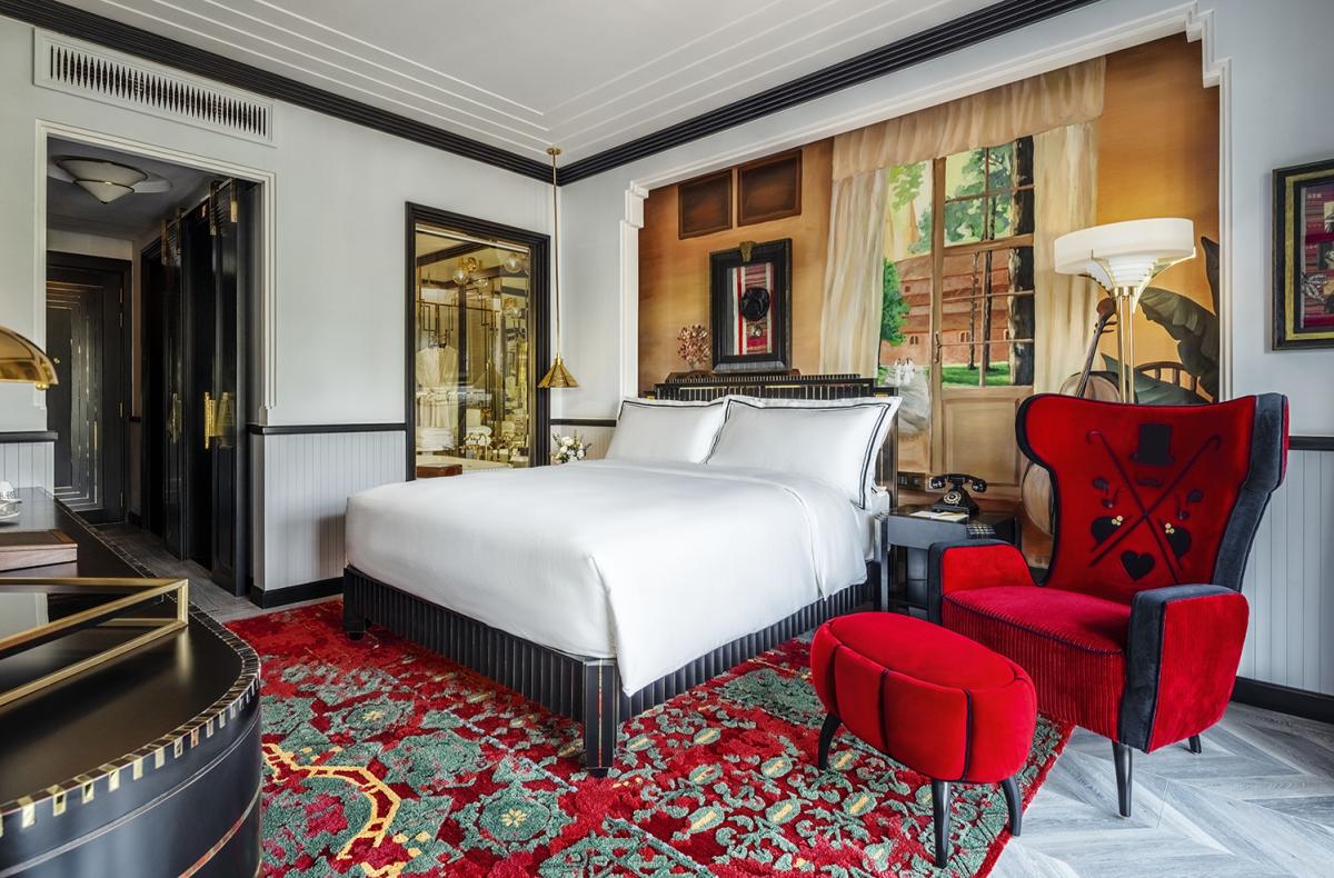 Khách sạn ở Hà Nội của KTS 'phù thuỷ' Bensley lên báo Mỹ - Ảnh 8
