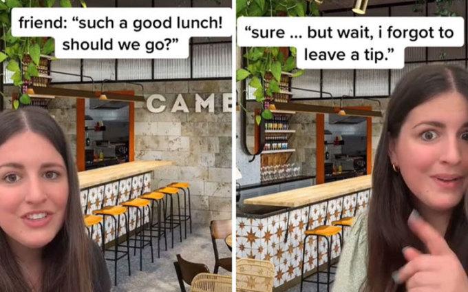 Tại quốc gia Bắc Âu này, tip cho phục vụ trong nhà hàng không phải điều bắt buộc giống Mỹ, vì họ đã được trả công một cách xứng đáng.