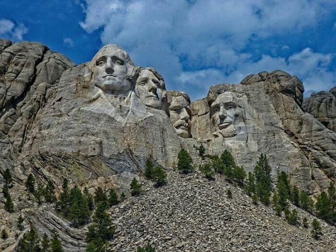 Núi Rushmore