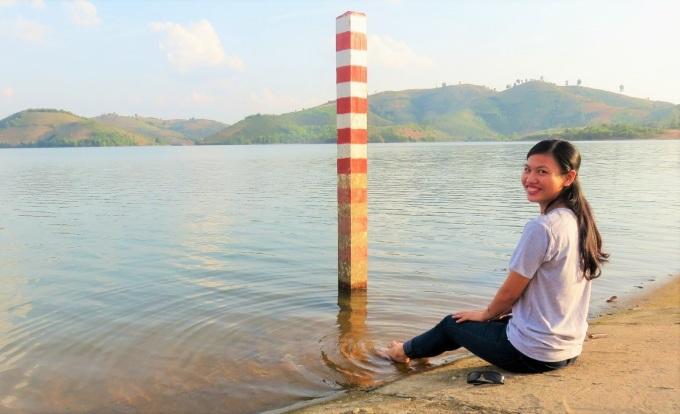 Trip to Dak Ha in the rubber season - 1