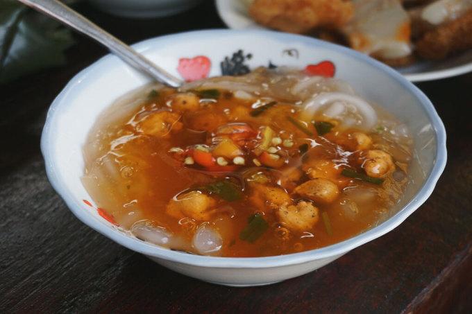 Bánh canh Nam Phổ Ảnh: Bảo Ngân