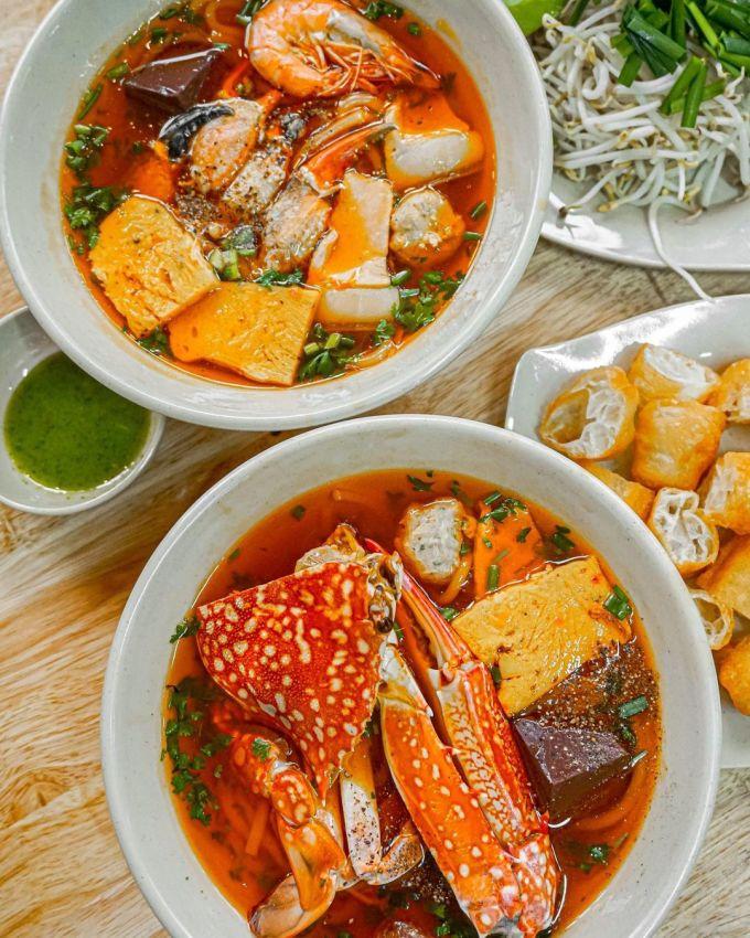 Những kiểu bánh canh ăn là nghiền ở Việt Nam - 8