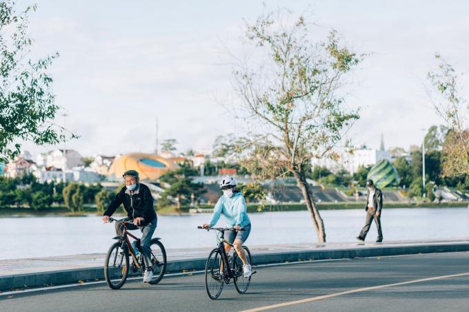 Đà Lạt (Lâm Đồng) một ngày tháng 9. Ảnh: Nguyễn Trình