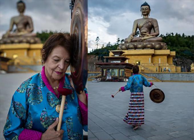 Du khách đầu tiên đến Bhutan kể từ đại dịch
