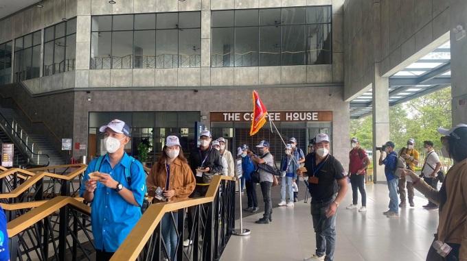Du khách TP HCM đầu tiên đi Tây Ninh và Vũng Tàu